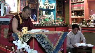 2013.04.14 - Geshe Ngawang Tenley - Liberation in the Palm of Your Hand