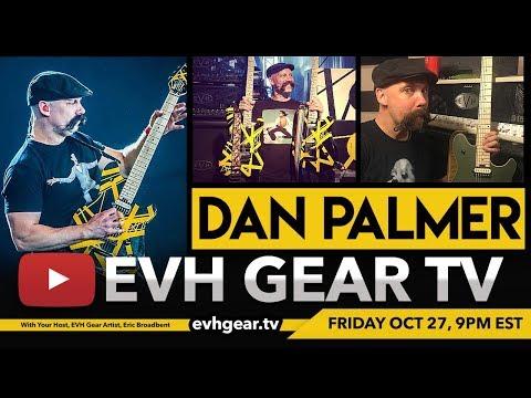 Zebrahead & Death By Stereo's Dan Palmer Talks EVH