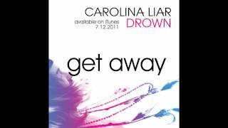 Carolina Liar  Drown (Lyrics Video)