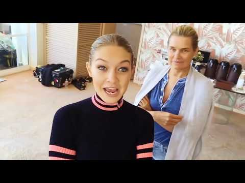 Gigi Hadid - Glamorous (Fan Video)