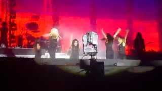 "Trans-Siberian Orchestra ""King Rurik"" 7-30-2015 Wacken True Metal Stage"