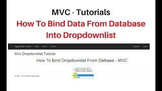 mvc dropdownlist maken binden van database c#4.6 viewbag