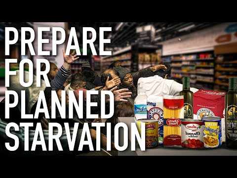 Starvation And Food Shortage Coming As Food Prices Rise To Dangerous Levels!!