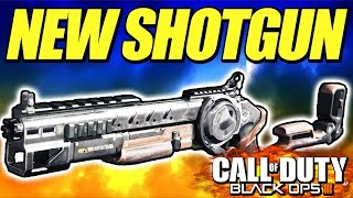 Black Ops 3: ARGUS Lever Action Shotgun (BO3 New Guns)