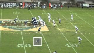 #5 Vernon Grier WR/KR Mallard Creek HS Full Season 2014