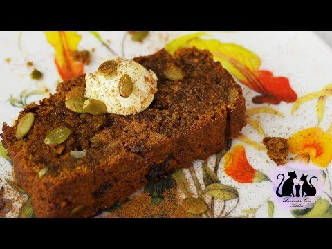 Roast Pumpkin Tea Bread | Pumpkin Spice Bread
