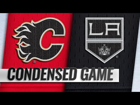 11/10/18 Condensed Game: Flames @ Kings