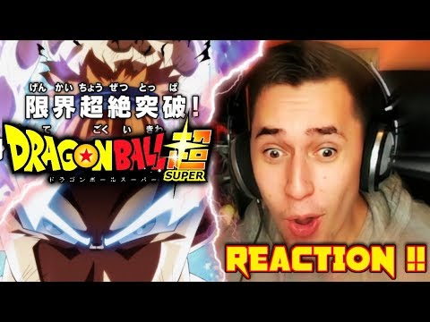 THE SILVER SAIYAN IS HERE!!!| Dragon ball Super Episode 129 PREVIEW REACTION!!!!