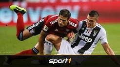 Schrecksekunde für FC Bayern: Martinez verletzt sich beim ICC | SPORT1 - DER TAG