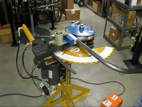 Baileigh RDB 125 Tube and Pipe Bender