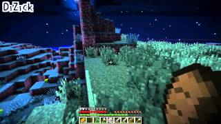 Minecraft Русский Let's Play 107 серия [Снег!]