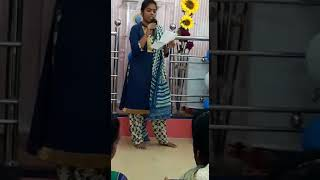 Neer Enaku Pothum (Jesus song) sang by colleague Ramya