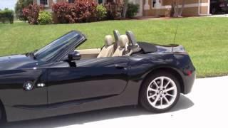 BMW Z4 Обзор Авто AUTO Review