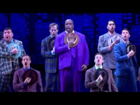 Highlights from Guys and Dolls at The Old Globe