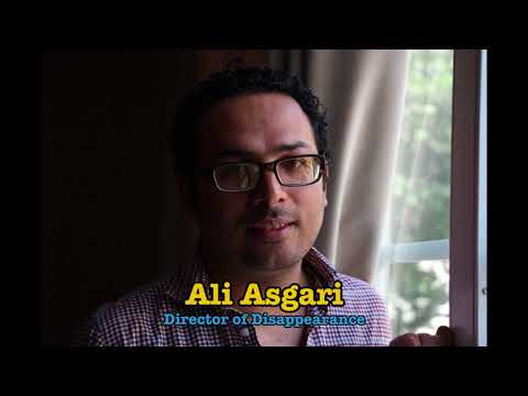 Interview with Ali Asgari | Director of Disappearance | Iranian Cinema
