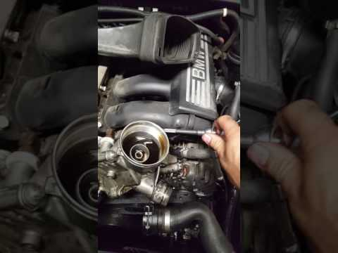 how to replace the oil filter housing gasket and the oil cooler gasket on a 2007 2010 bmw 335i. Black Bedroom Furniture Sets. Home Design Ideas