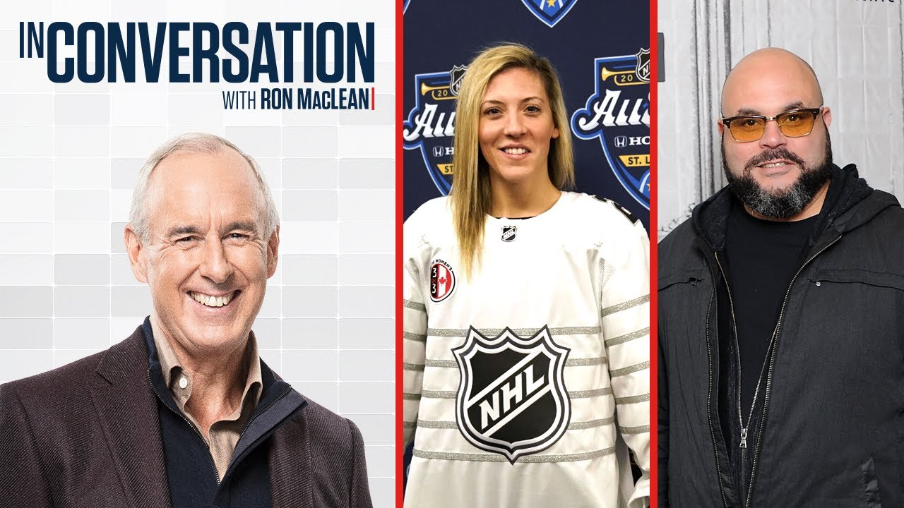 Meghan Agosta & Tyler Stewart: Gold Medals And Platinum Records | In Conversation