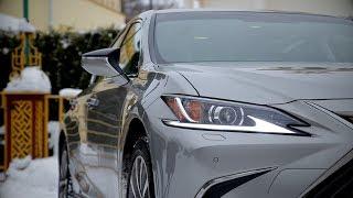 Лучше чем НЕМЕЦ! NEW Lexus ES!