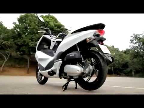Vrum testa Honda PCX 150
