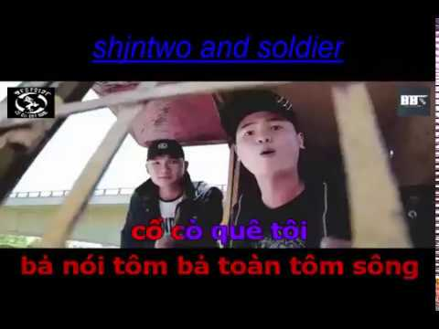 [Beat karaoke] Cổ Cò City - Shin Two ft chien spuper & soldier
