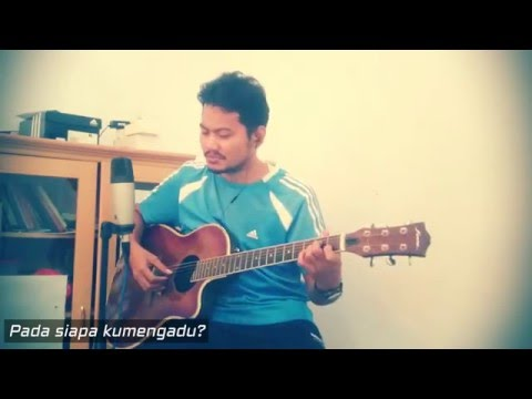 Iwan Fals - Besar dan Kecil (AndiAdiST solo acoustic cover)