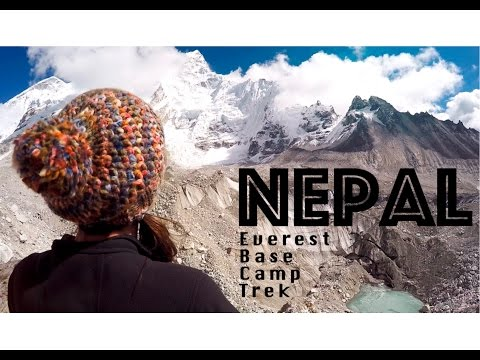 Everest Base Camp Trek Nepal 2016 GoPro HD