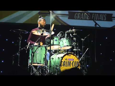 Luis Burgos Jr  - Guitar Center 27th Annual Drum-Off Finalist