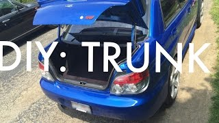 This video will show you the steps I took to fully re-do my Subaru ...