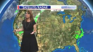 WRAL- TV5 - Weather blooper from November 4, 2015