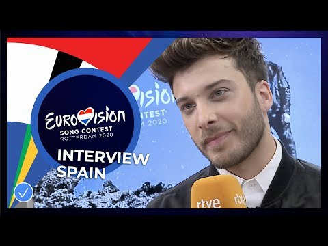 Blas Cantó will represent Spain with the song Universo