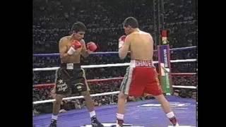 WBC世界Jウェルター級王座決定戦  フリオセサールチャベスVSミゲルアンヘルゴンサレス