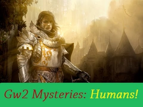 Guild Wars 2 Mysteries, The Origins of Humanity