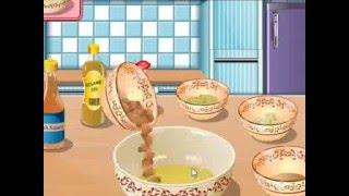 Сара Класса Кулинария Игры: Тайский Салат Из Говядины