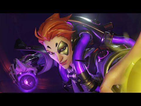 Overwatch Pros on is Moira the next Big Support? - IGN Access