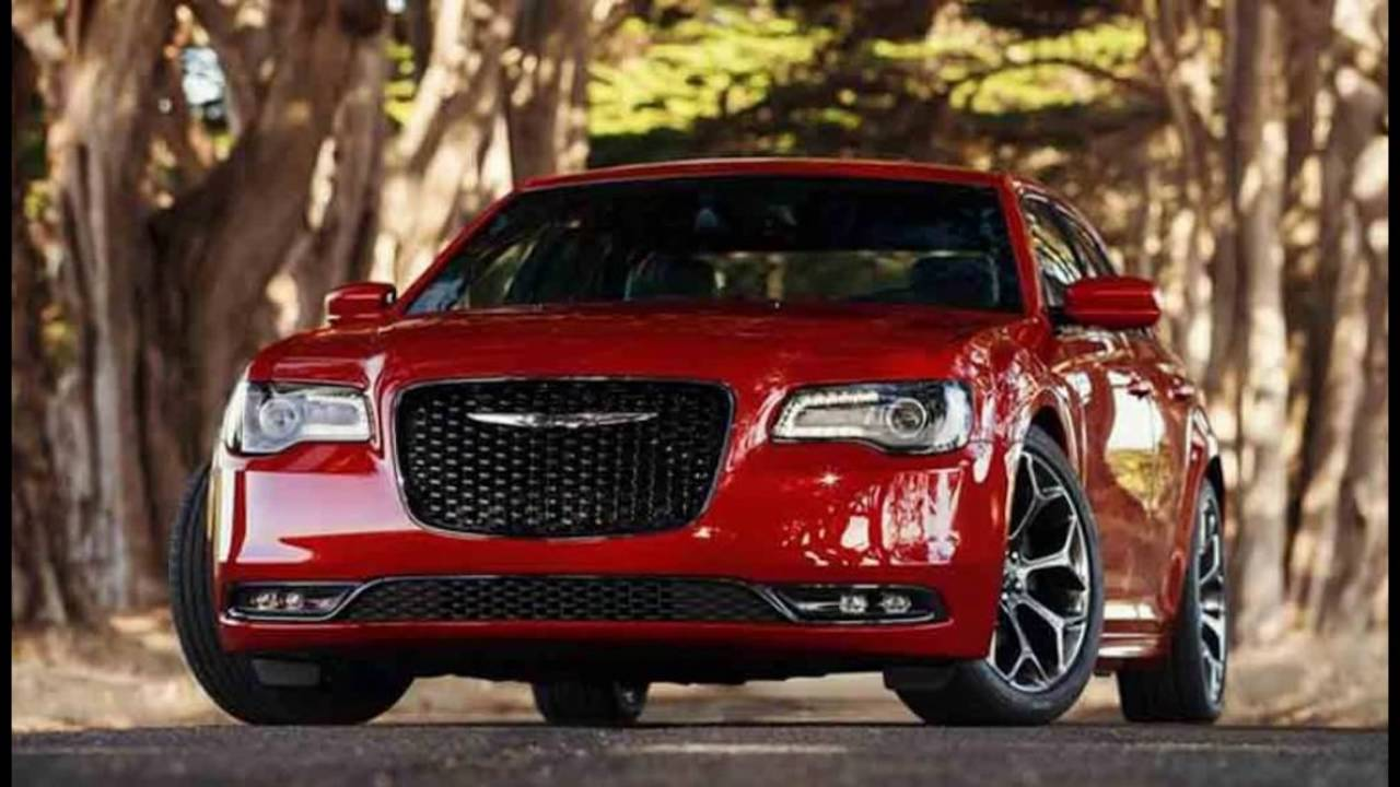 2017 Amazing New Car Chrysler 300 Review And Price You