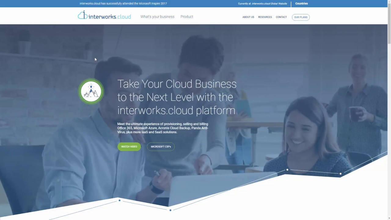 Microsoft CSP Platform | interworks cloud