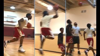 YFN Lucci Basketball Highlights