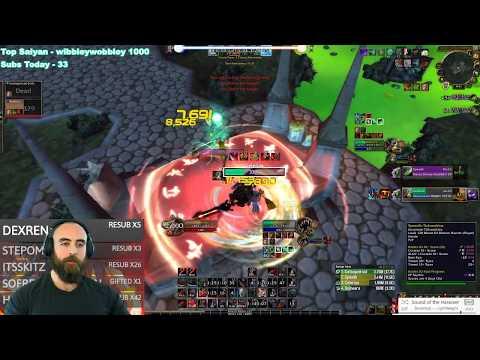 Bajheera - INSANE ARMS WARRIOR 1v2 COMEBACK - WoW BFA 8.3 Season 4 PvP