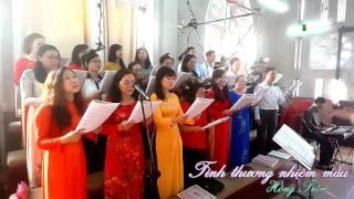 TÌNH THƯƠNG NHIỆM MẦU-Hồng Trần-AnnaSaomai.