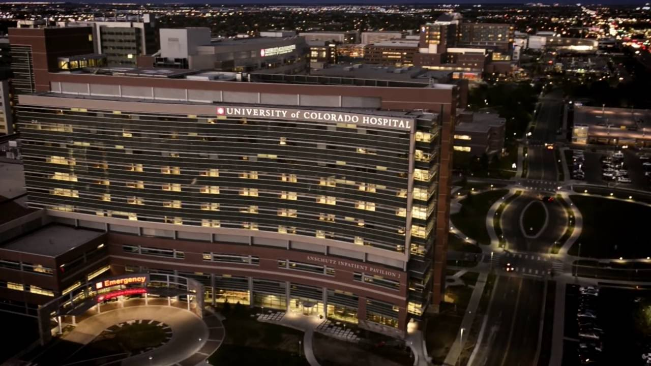 The UCHealth Center for Lungs and Breathing at University of Colorado  Hospital