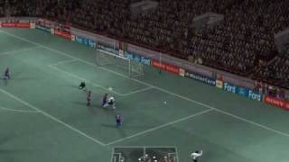uefa champions league 06-07 GAMEPLAY