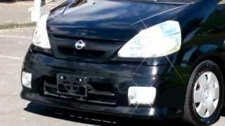 Nissan Serena 2005, 2L, Auto 115kms