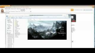 How to download skyrim for pc 100% working (Torrent file)