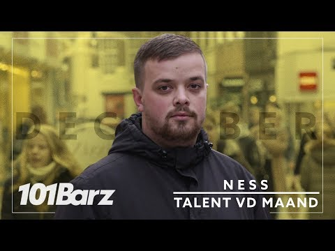NESS - Talent vd Maand - December - 101Barz