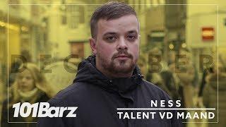 NESS - Talent vd Maand - December - 101Barz