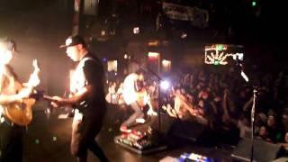 18 - Sacrifice - The Expendables - Winter Blackout, HOB Anaheim
