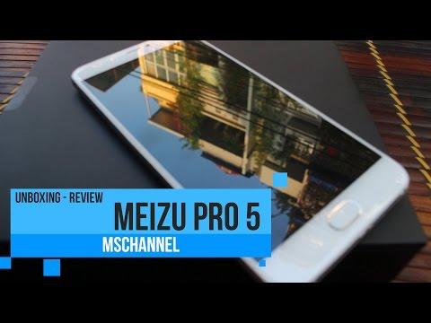 MSmobile - Mở hộp, đánh giá Meizu Pro 5: Suýt khủng nhất thế giới