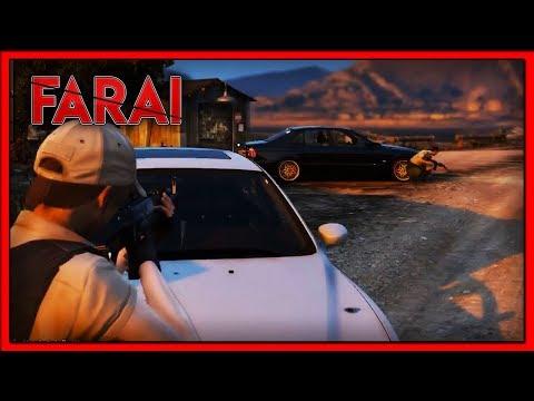 GTA - FARAI 31 [LT] - LAIVELIS?! (Policija + Kriminalai)