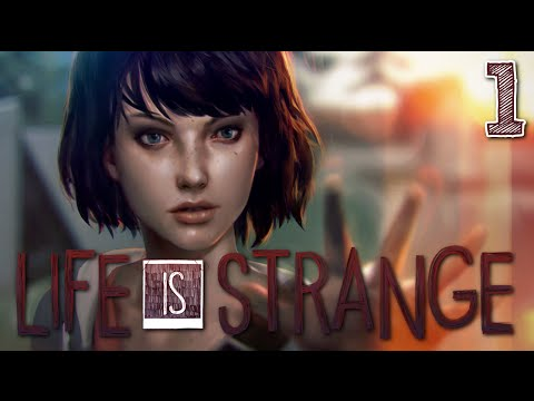 Life Is Strange - Time Travel Adventure Game, Manly Let's Play Pt.1