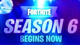 *NEW* Fortnite SEASON 6 TRAILER.. | BATTLE PASS THEME for SEASON 6 REVEALED